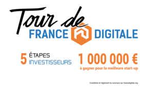 Breega Capital partenaire du Tour de France Digitale